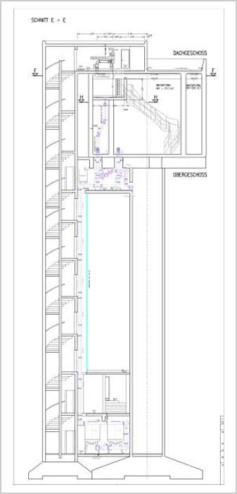 Sanierung Wasserturm Brandhof und Sanierung Saugbehälter / Pumpwerk Beerbach