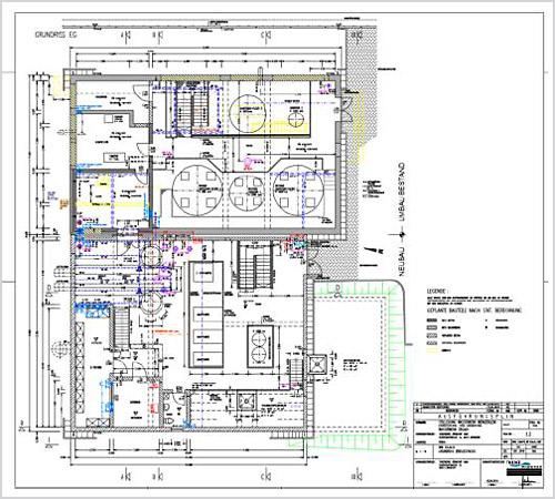 Stilllegung Wasserwerk Weinzierlein, Erneuerung und Erweiterung Wasserwerk Erlach